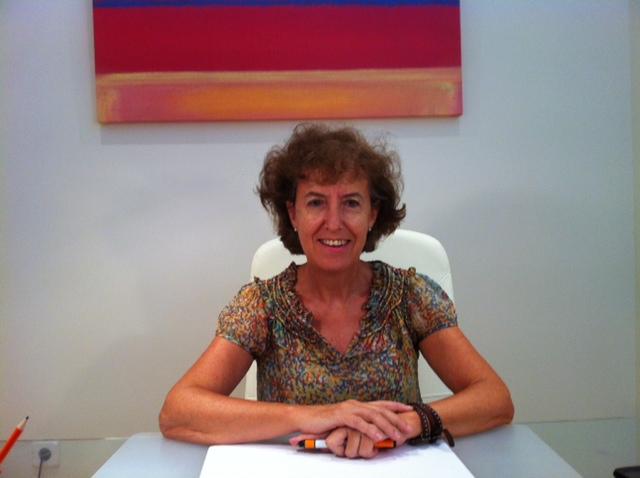 Elena Ezquiaga Terrazas - psiquiatra